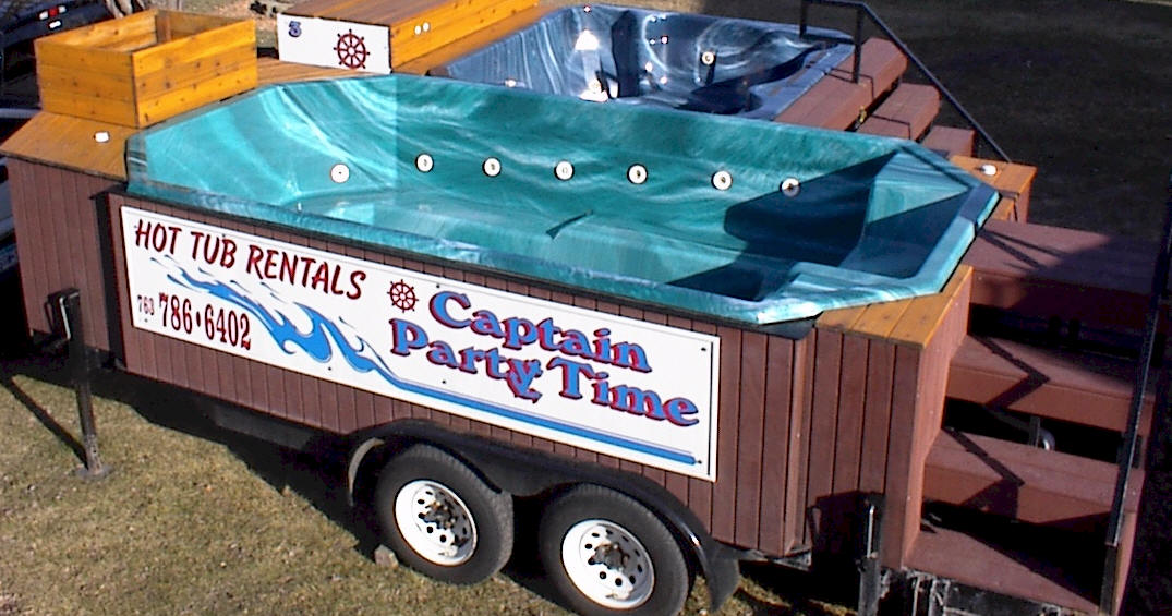Hot Tub Rentals in Minneapolis